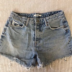 GRLFRND Denim Shorts - Jourdan